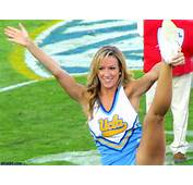 Nfl Cheerleaders Leg Kick Oops