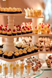 12 amazing mini desserts for your wedding intimate weddings small