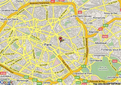 marais map map of marais bastille