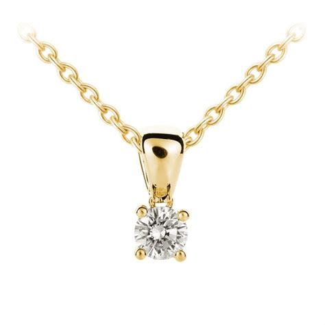 solitaire pendant buying guide