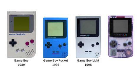 console portable jeux vid 233 o l histoire des consoles portables