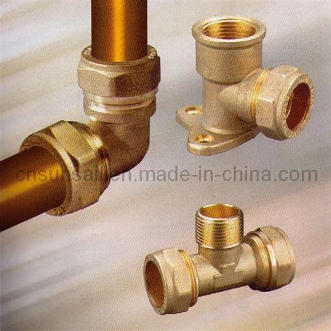 What Is A Compression Fitting For A Copper Pipe by China Compression Fittings For Copper Pipe Hjfc800