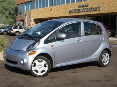 Find Used 2012 Mitsubishi I Miev Es Low Miles 1 Owner