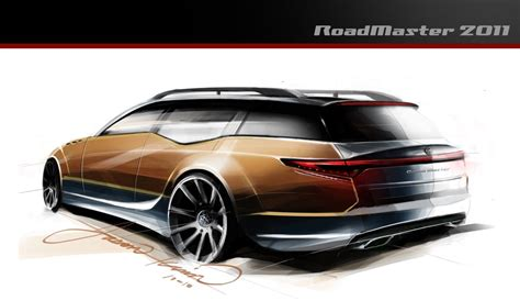 What would a 2011 Buick Roadmaster look like? Top Gear USA takes a crack at it