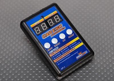 Rc Car Hobby King Hkss Program Card Pc For Hk Sensored Esc Brushless Hobby King Hkss Esc Program Card