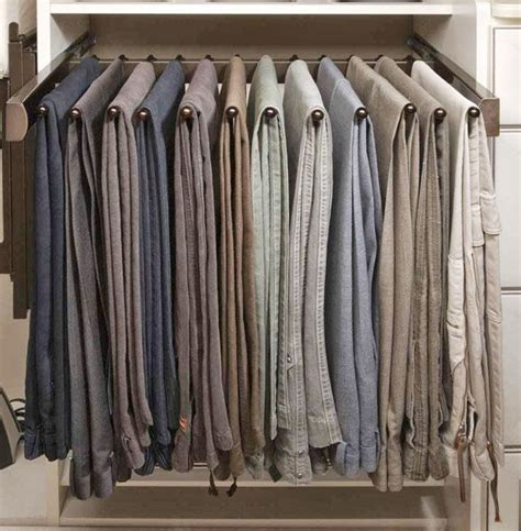 Slide Out Pant Rack by Pin By Eugene Aronsky On Interior Design
