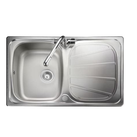 baltimore compact single bowl kitchen sink