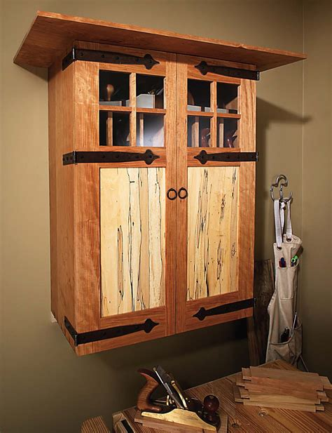 arts crafts tool cabinet popular woodworking magazine