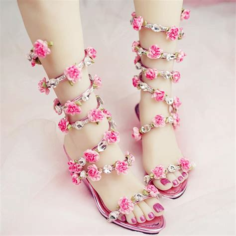 Wedding Shoes With Crystals by Pink Wedding Shoes With Crystals Www Pixshark