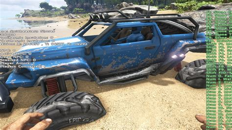 survival car mod tutorial car vehicle system ark survival evolved