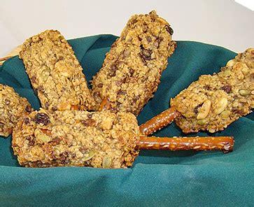 Cereal Stick granola on a stick familycorner 174