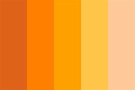 orange hex color orange mb color palette
