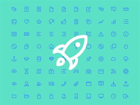 dripicons  icons set freebie  sketch resource