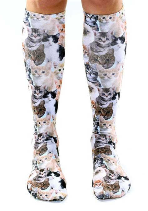 cat themed clothing uk 17 pairs of cat themed socks you need right meow
