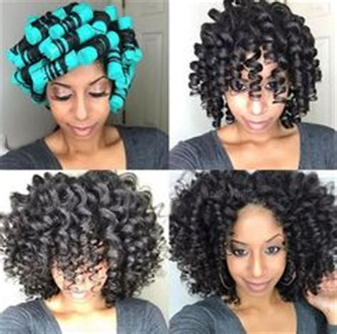 african american hairstyles roller sets roller set natural hair african american hairstyles