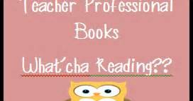 Whatcha Reading Teacher Pd Link Up Marvelous Mini