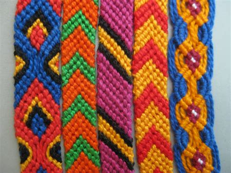 friendship bracelet colors a colorful collection of made friendship bracelets