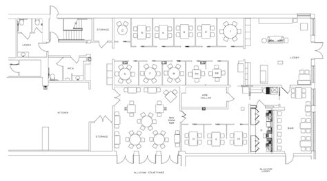 fine dining floor plan 28 fine dining restaurant floor plan autocad