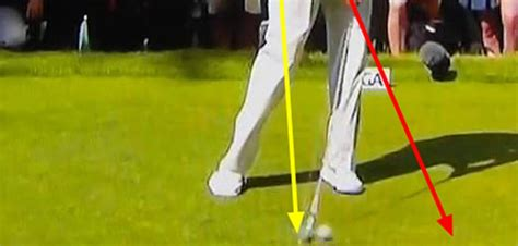 golf swing at impact golf swing 503 downswing the great golf impact illusion