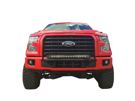 f150 led light bar 2015 2017 f150 n fab light bar for led light bars f1530or