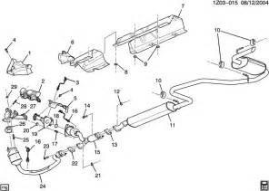 2005 Chevy Malibu Exhaust System Diagram Chevy Malibu 3 5l Engine Diagram Chevy Get Free Image