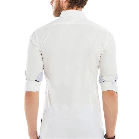 Dress Smile White ecrin dress shirt white s smile touch of modern