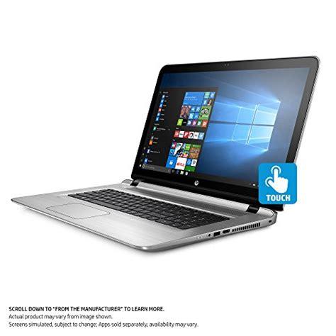 Laptop I7 Ram 16gb hp envy 17 inch laptop intel i7 7500u 16gb ram 1tb drive windows 10 17 s110nr