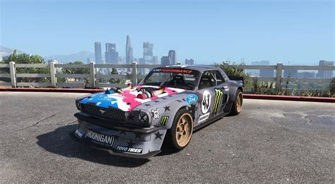 hoonicorn v2 ford mustang 1965 rtr hoonicorn v2 add on replace