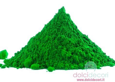 colorante alimentare verde coloranti alimentari in polvere verde per dolci torte e