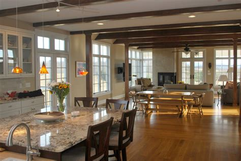 great room kitchen designs kitchens and great rooms contemporary kitchen other