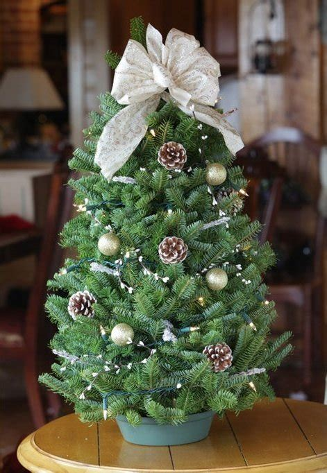how to decorate atable tp christmas tree decorative tabletop trees bob s blogs