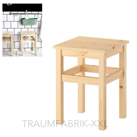 schemel hocker ikea oddvar hocker holzhocker schemel holzschemel