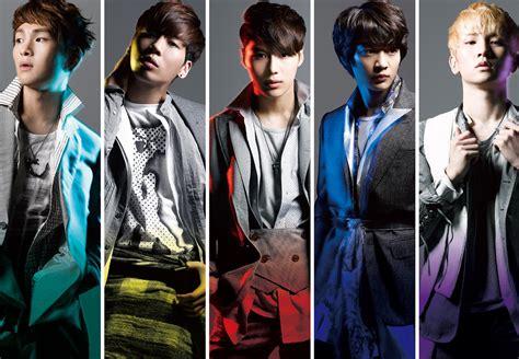 sketchbook japan band shinee is ready to release in japan btscelebs