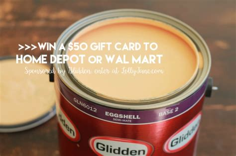 Home Depot Gift Cards At Walmart - the creative collection group link party