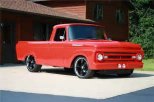 1962 Ford Truck 1962 Ford F 100 Custom 177398
