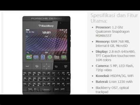 Harga Make Black harga hp blackberry porche p9881 black