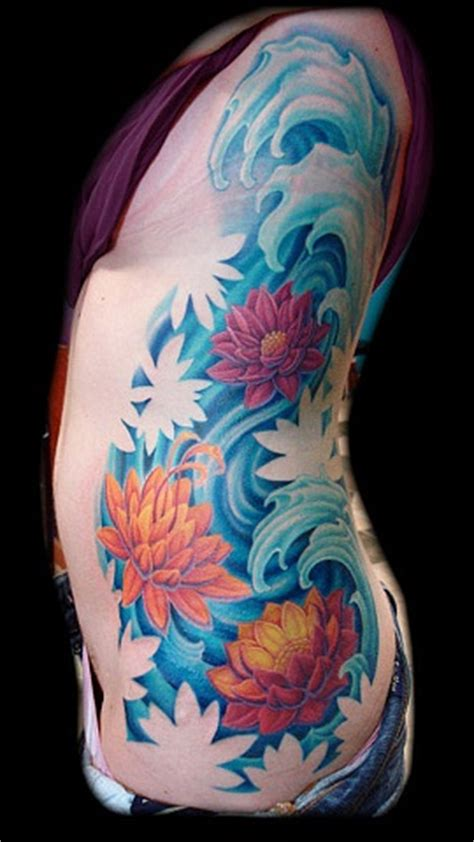 tattoo lotus water crucial tattoo studio maryland custom tattoos water lotus