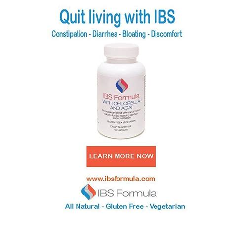 Detox For Ibs Constipation by 17 Best Images About Ibs Formula On Health