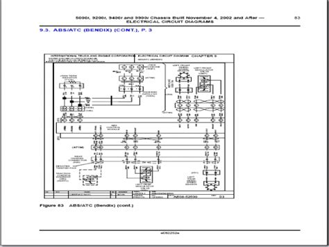 Wiring Diagram 2002 International Truck 4900 Readingrat