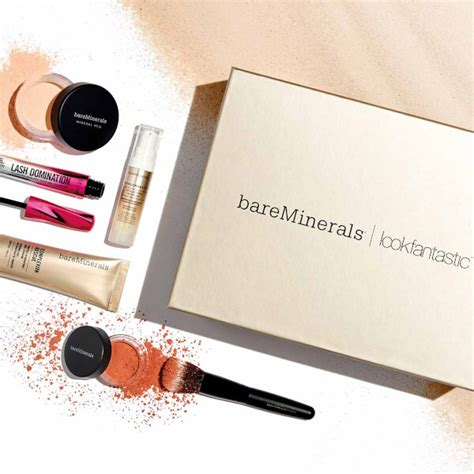 Browns Limited Edition Makeup Organiser by Lookfantastic X Bareminerals Limited Edition Box
