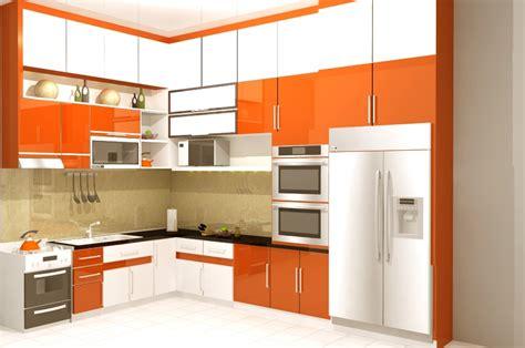 Lemari Dapur Aluminium Minimalis 14 model lemari dapur minimalis terbaru 2017 housepaper net