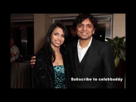 M.Night Shyamalan with His Beautiful wife Bhavna Vaswani ... M Night Shyamalan Daughters