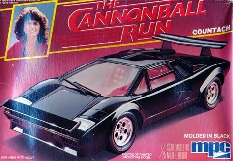 lamborghini in cannonball run 1981 lamborghini countach the cannonball run 1 25