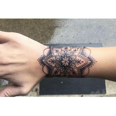 henna tattoo san jose mandala wrist by andre bernal at before