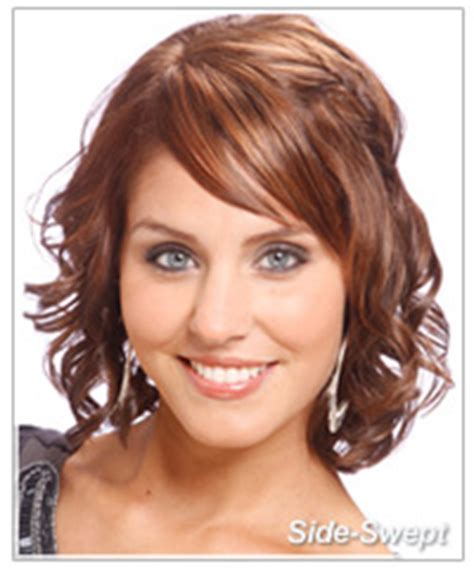 side bangs for oval shape face the right bangs for your oval face shape hairstyles