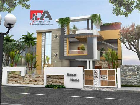 bungalow design boundary wall modern house modern house