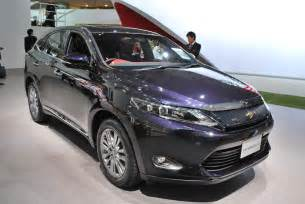 Toyota Harrier In Kenya Toyota Harrier Gets A Whale Of A Facelift