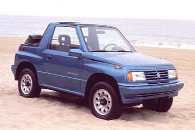 Suzuki Sidekick 98 Voiture 4 Roues Motrices Pour Conducteur Page 2