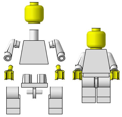 figure parts minifigure brickipedia the lego wiki