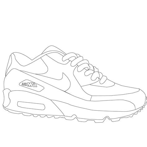 printable coloring pages nike shoes nike coloring pages az coloring pages